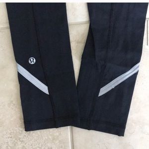 Lululemon 7/8 black tight